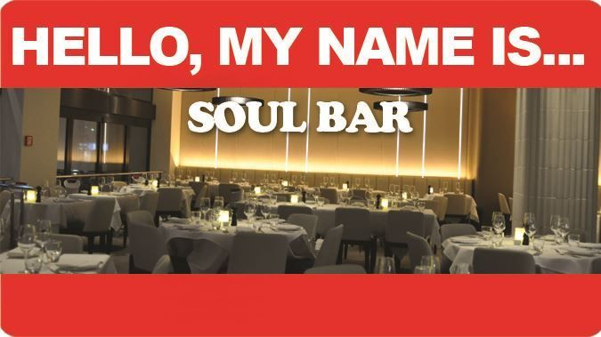 Hello, My Name Is... Soul Bar - nzgirl