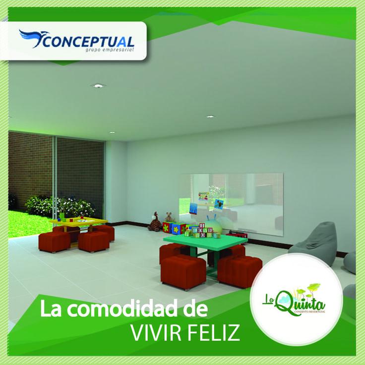 Ya iniciamos obras en La Quinta Conjunto Residencial. Comunícate con nosotros al 272-09-79.   ¡Aprovecha nuestros últimos apartamentos de la etapa uno!