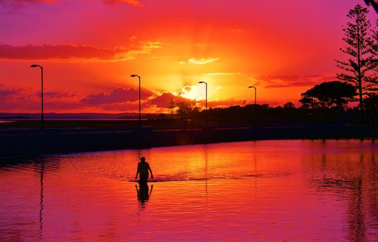 Wynnum wading pool