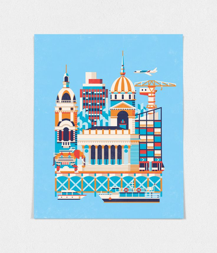 Nantes - Almasty / Art direction & Illustration / Paris