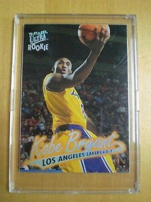 Kobe #bryant rookie nba #basketball #trading card - la lakers,  View more on the LINK: 	http://www.zeppy.io/product/gb/2/131882978441/