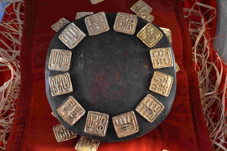 Lo Zodiaco Cinese - I 12 Pittogrammi di MemoroGioielli su Etsy