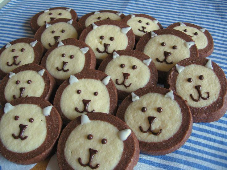 Biscotti leone