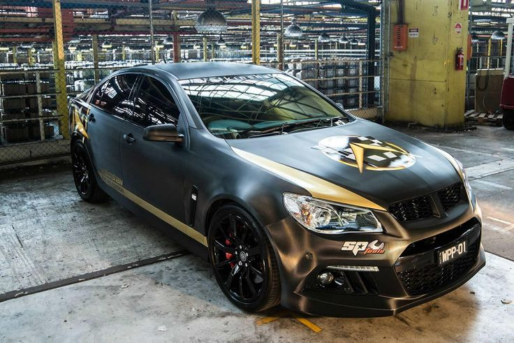 Holden Commodore by Walkinshaw Performance - TuningCult.com
