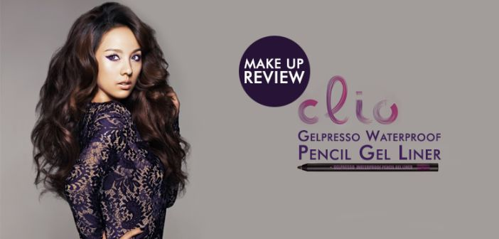 "UnitedKpop.com ""Make-up review: Clio Gelpresso Waterproof Pencil Gel Liner"" April 2014, features Clio Gelpresso Waterproof Pencil Gel Liner! #clio #gelpresso #clubcliousa #makeup #beauty #cosmetics #shopping #eyeliner #waterproofmakeup #unitedkpop"