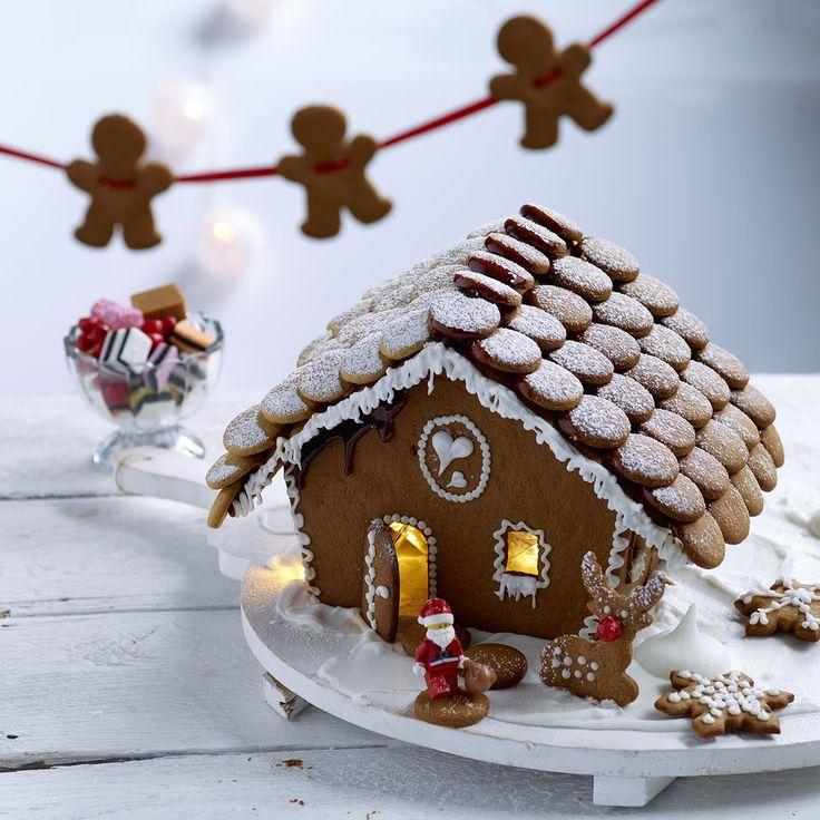 Gingerbread House (jul.inkognito.no) Photo: Elisabeth Jahr Hilde
