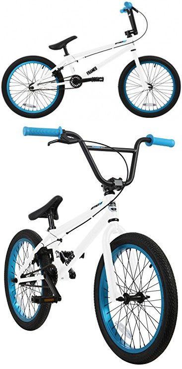 Framed Attack LTD BMX Bike Mens Sz 20in/20.5in Top Tube