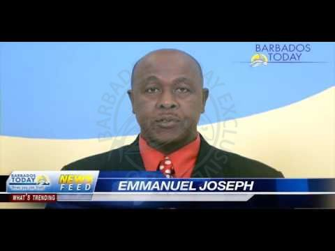 BARBADOS TODAY AFTERNOON UPDATE  - January 7, 2017 - https://www.barbadostoday.bb/gab_gallery/barbados-today-afternoon-update-january-7-2017/