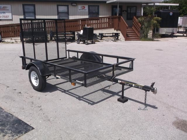 5 X 8 Utility Trailer - TrailersPlus Ft Worth