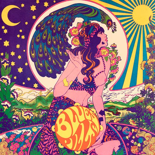 Blues Pills – Blues Pills Album Review by Dave Smiles