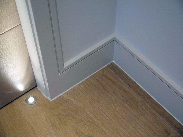 Modern Baseboard Ideas With Door Trim Modern Baseboards Moldings And Trim Baseboard Styles