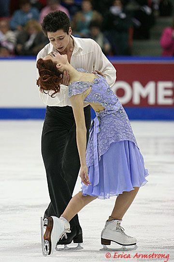 2007 Worlds FD  Tessa Virtue, Scott Moir - Valse triste