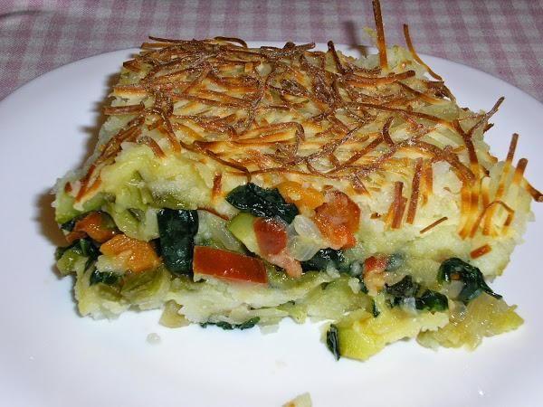 Aprende a preparar este pastel de verduras de PASIÓN POR LA REPOSTERÍA Y MUCHO MÁS y sorprende a los peques.