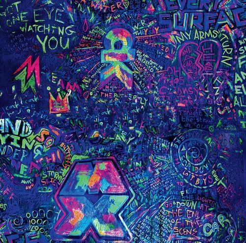 Coldplay mylo xyloto wallpaper