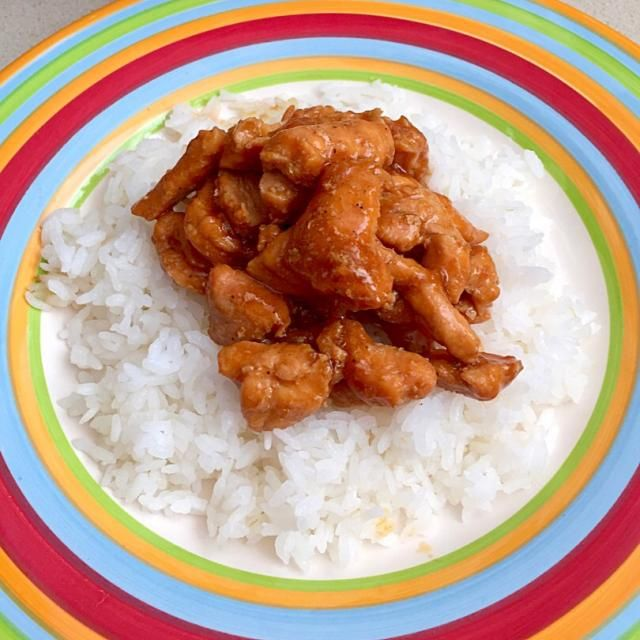 レシピとお料理がひらめくSnapDish - 41件のもぐもぐ - Pollo Teriyaki en una cama de Arroz by Loreley