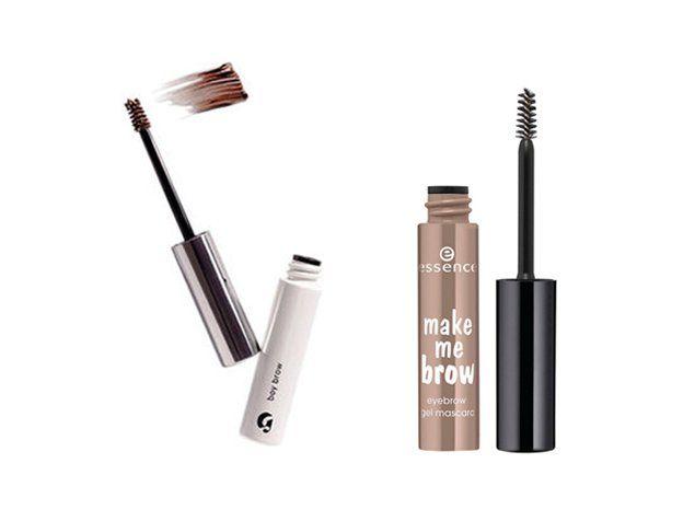 Don't buy Glossier's Boy Brow — wear Essence's Make Me Brow Eyebrow Gel Mascara instead.