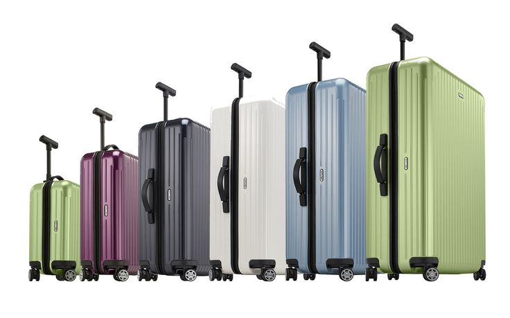 """Happy as a Clam   """"I'm a big fan of the clamshell suitcase—I use the ultra-light Rimowa Salsa Air—especially when I'm going on a trip that involves more than one destination. If I'm visiting both a beach and a city, I'll keep what I need for each on different sides of the suitcase, so I only need to unpack (and repack) one side at a time. Plus, when I'm carrying the suitcase on the plane, sometimes I'll slide my laptop between the two halves if I don't need it during the flight."""