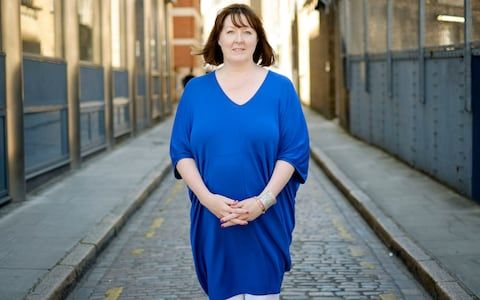 'I turned around and he was behind me': Shelagh Fogarty on the moment she realised she was being stalked