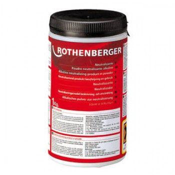 Rothenberger Tesisat Temizleme Kimyasalı Nötralize Toz 1 Kg No:61115