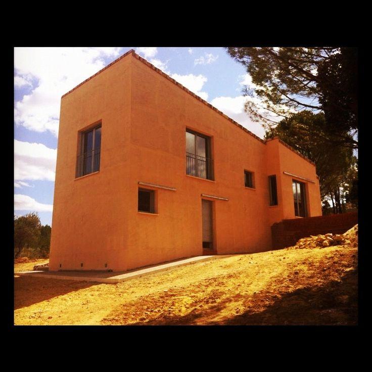 The 100.000 Euros House