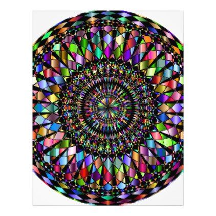 Mandala Gifts Letterhead - paper gifts presents gift idea customize