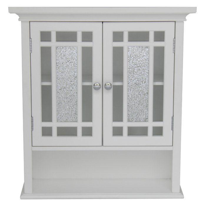 Caleb 22 W X 24 H X 7 D Wall Mounted Bathroom Cabinet