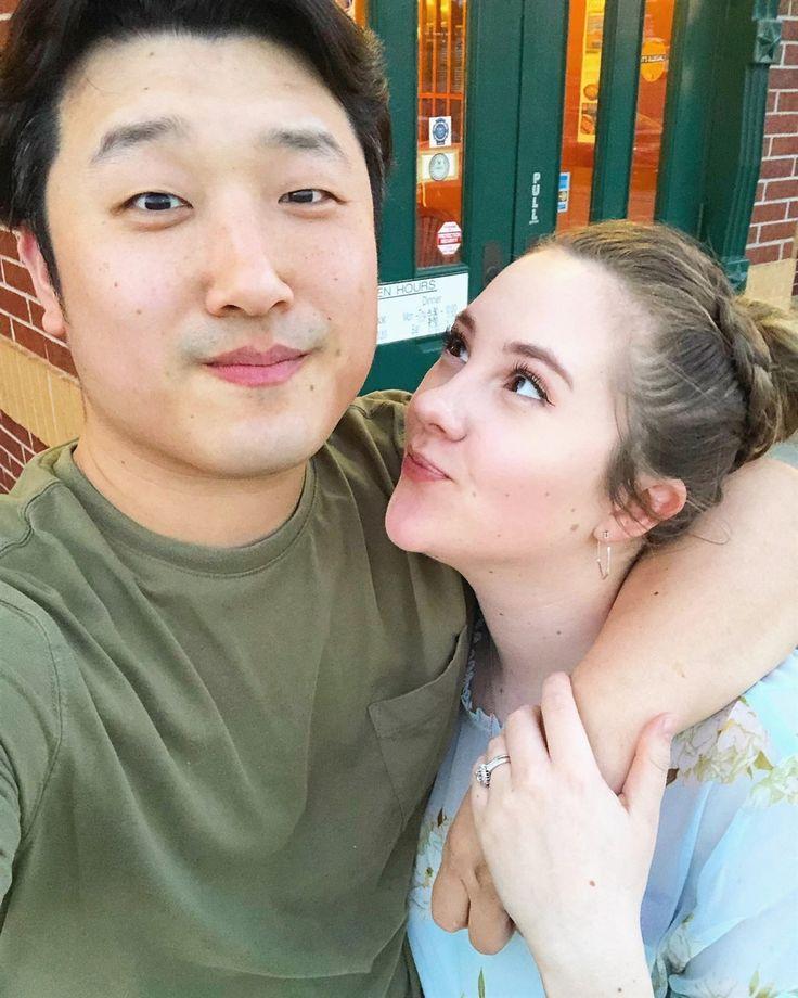 Asian men white girl