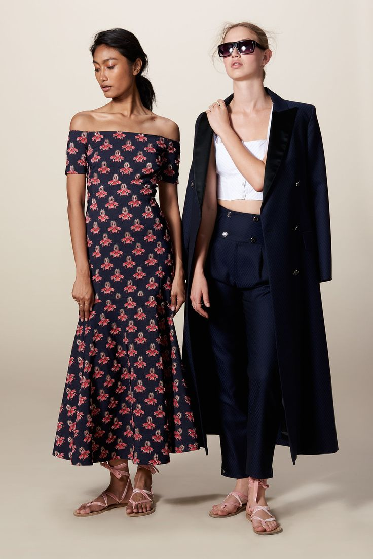 Temperley London Resort 2018 Fashion Show Collection