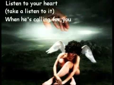 Listen To Your Heart - Roxette - Lyrics