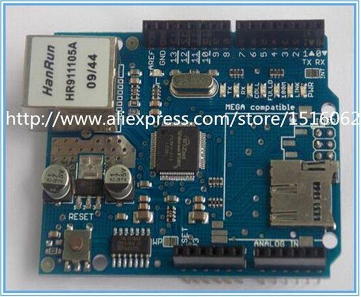 4.9$  Know more - 1pcs UNO Shield Ethernet Shield W5100 R3 UNO Mega 2560 1280 328 UNR R3 < only W5100 Development board FOR arduino   #SHOPPING