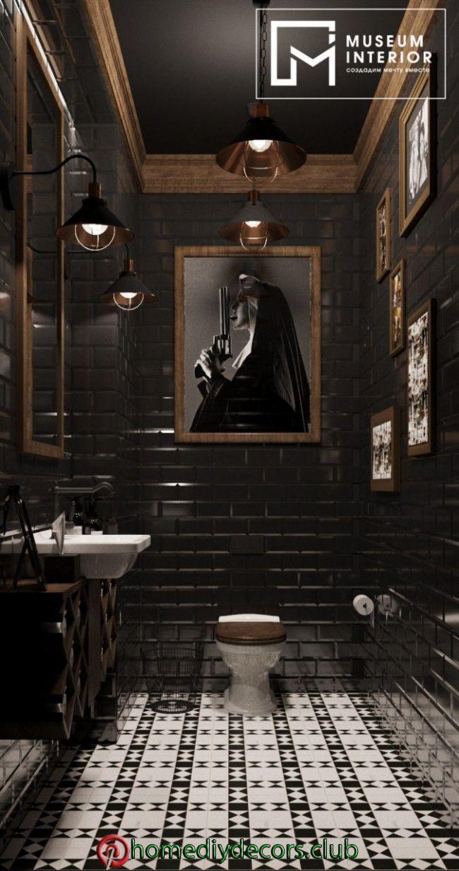 Gaste Wc Gaste Wc Toilette Design Restaurant Bad Wc Design