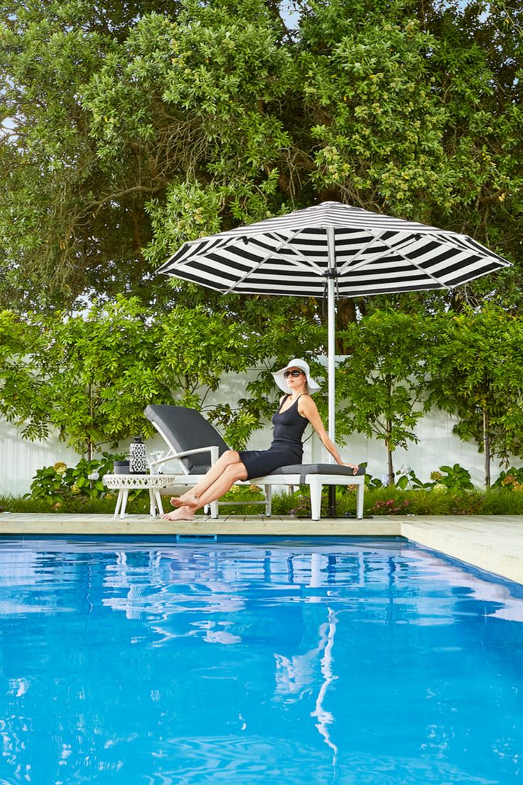 At Sticks + Stones Outdoor, we are now stocking a quality range of shade umbrellas. Umbrellas for the backyard or pool area, fixed or mobile base, and wall-mounted options available. Various colours and sizes. Our Monaco Centre Post Market Umbrella is the finest quality market umbrella in Australia with all of the great design and build-quality of the Eclipse cantilever in a centre-pole umbrella.#outdoor#shadeumbrella#outdoorumbrella#outdoordesign