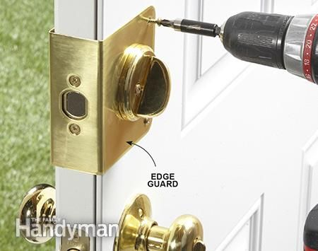 Safe Home Security Tips. Get the tips: http://www.familyhandyman.com/home-security/safe-home-security-tips/view-all