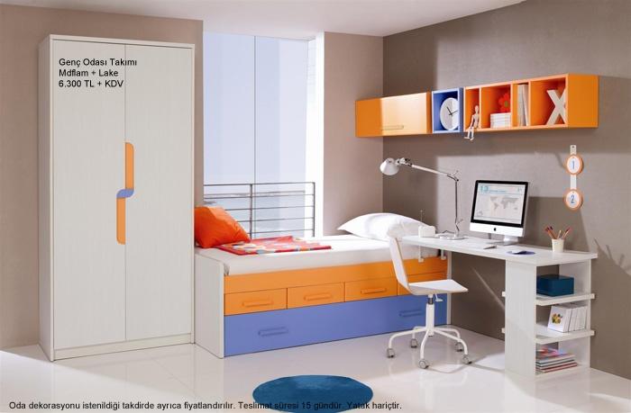 2013 Çocuk Odası Modelleri