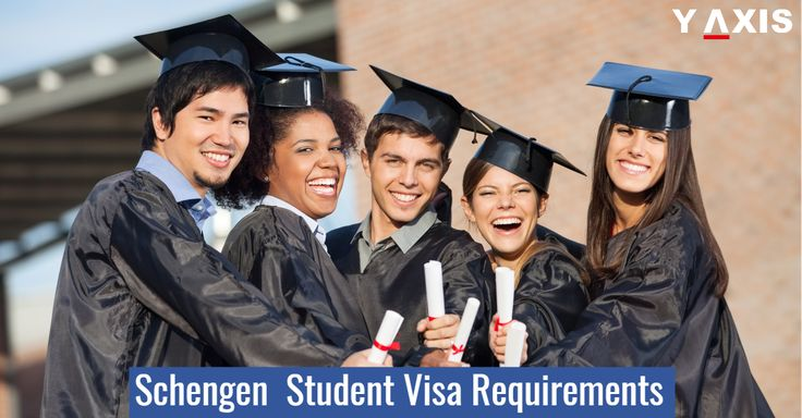 The applicants must collate the necessary documents that are required for the #Visa and submit them along with the #Application for a visa to the #Embassy or Consular office. #SchengenStudentVisa #SchengenStudyVisa #YAxis #YAxisImmigration