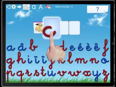 French Apps for Kids: French words for kids (Montessori)