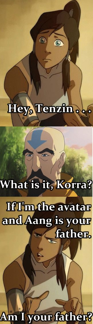 legend of korra funny pics | Korra is now a father legend of korra Funny Pictures Add Funny