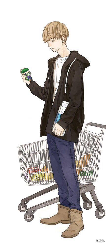 【昨天超市...来自Pale-Blood-Kiss的图片分享-堆糖