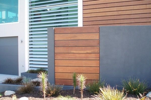 Timber Veneer Gates and Fences