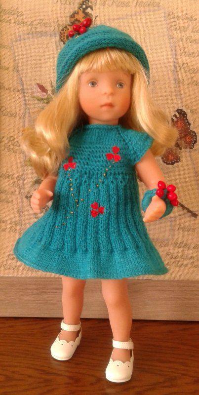 Наряд для куколок Minouche. Максимальная скидка - 400 рублей! / Одежда для кукол / Шопик. Продать купить куклу / Бэйбики. Куклы фото. Одежда для кукол
