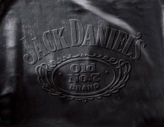 Jack Daniel's® Leatherette Pool Table Cover - 8 ft. at ACE Branded Products