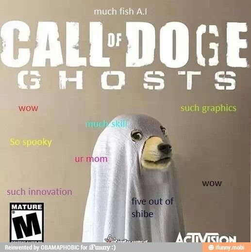 Call of doge shibe
