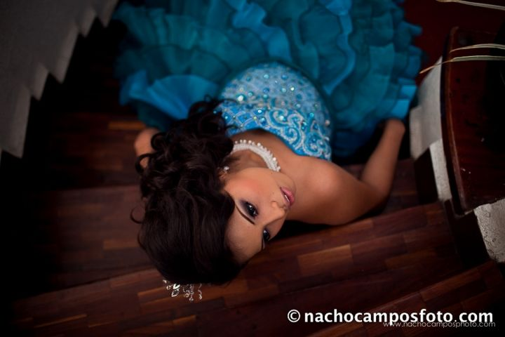 Karla Xv » Nacho Campos Fotoreportaje de Bodas