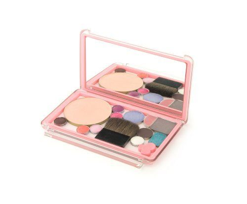 UNII Palette - honeysuckle by UNII Cosmetics. $29.00. Magnetized Palette, so makeup stays put. Adhesive magnetic sheet with writable labels. Secure clasp keeps palette closed. Movable thumb grip. Large, full-sized mirror for the makeup on the go. The UNII palette magnetically stores multiple brands of makeup pans, whether it's Mac, Stila, Bobbi Brown and more! Now, all your favorite brands can be stored neatly in the UNII Palette. Say goodbye to makeup clutter!