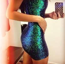 une robe coloré pour soirée .... a colorful dress for evening