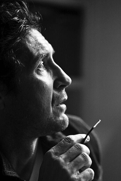 Paul McGann, photograph by Matt Humphrey