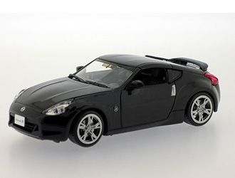 nissan fairlady 370z gt diecast model car by j collection. Black Bedroom Furniture Sets. Home Design Ideas