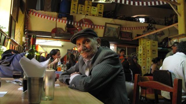 Bar Liberty Valparaíso (Chile) | Sinbad #sinbadtrips