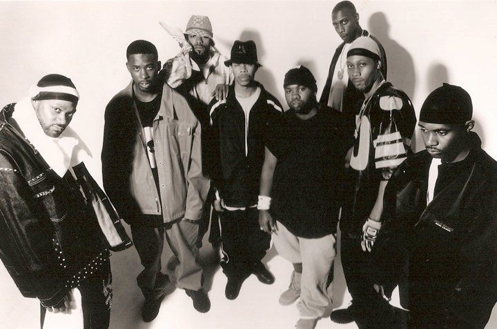 Wu-Tang Clan – Da Mystery of Chessboxin-ODB's verse might just be the coolest one I've ever heard. Can't nobody fuck with his style.