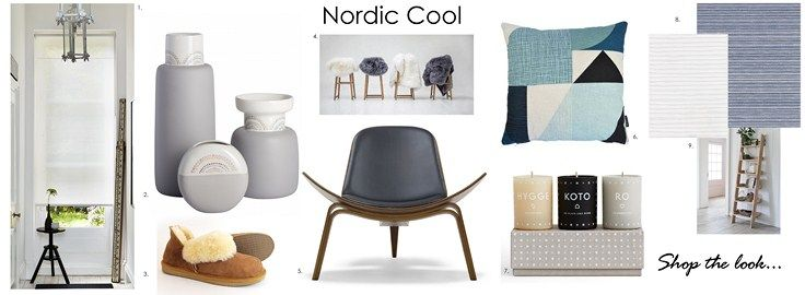 Create a Scandi style look in your home with Bloc Blinds Style Blog. Order Free Swatches Today.